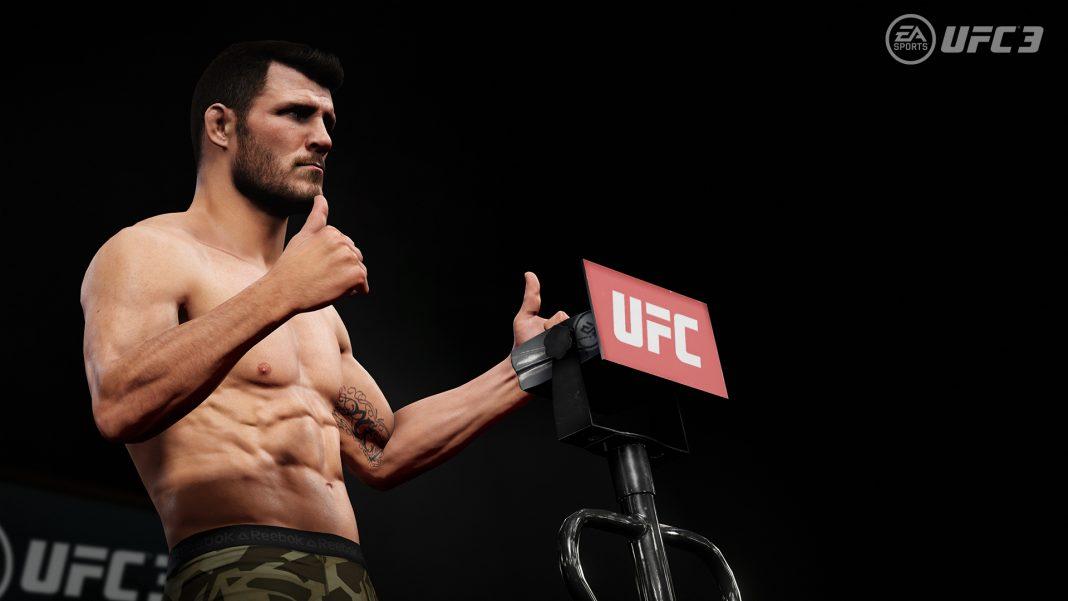 UFC 3 GOAT