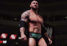 WWE 2K18 Patch