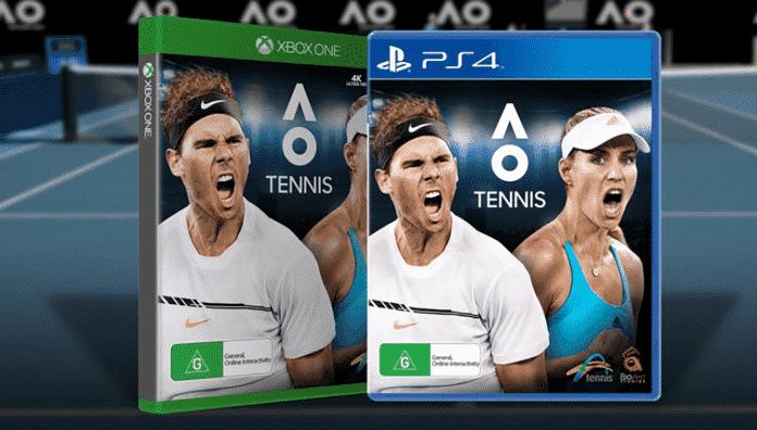 AO Tennis Release