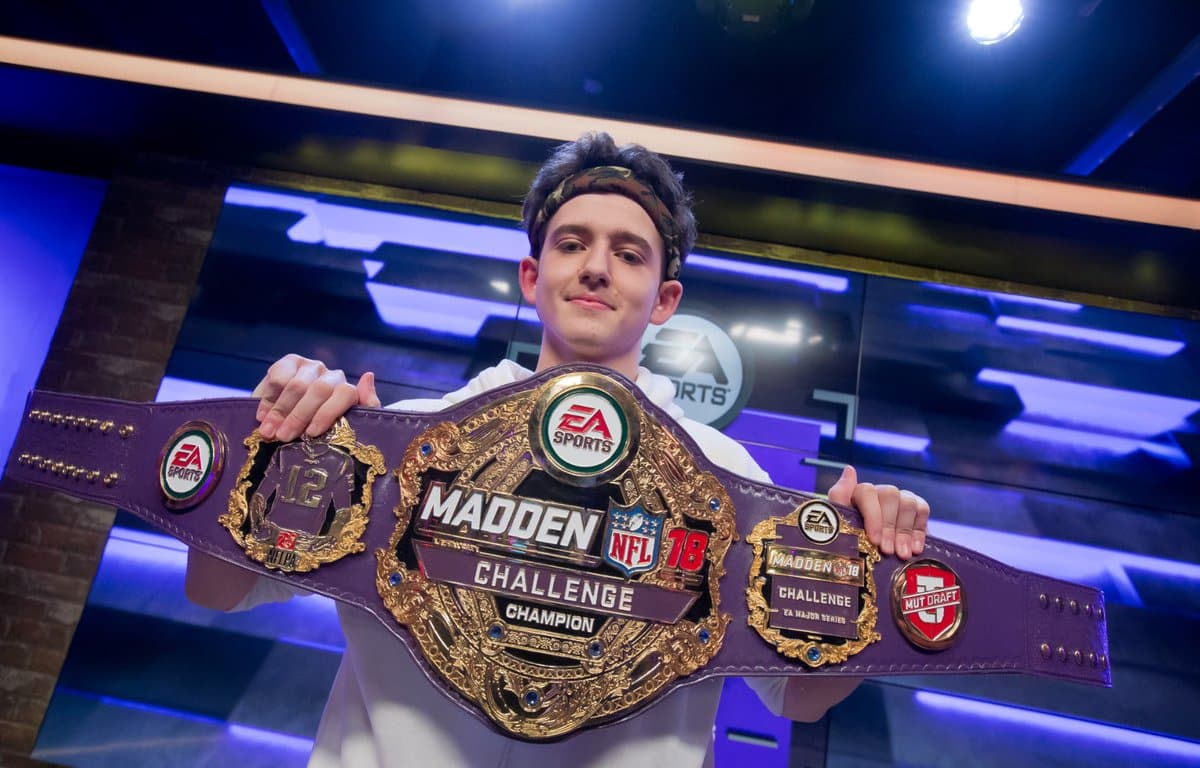Drini Gjoka Scores 37 Second Half Points To Win 2018 Madden Challenge - Sports Gamers Online