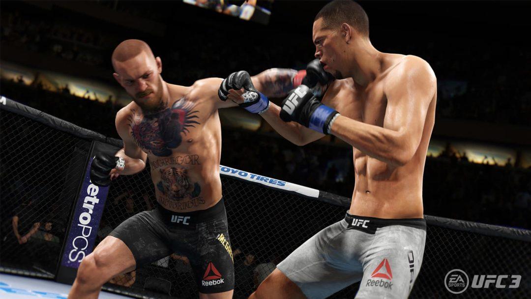 UFC 3 Beta Improvements