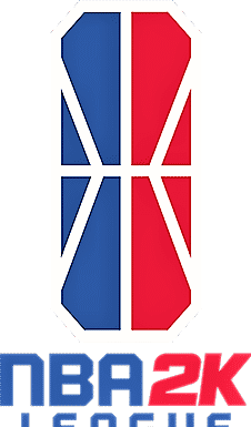 nba 2K League Logo
