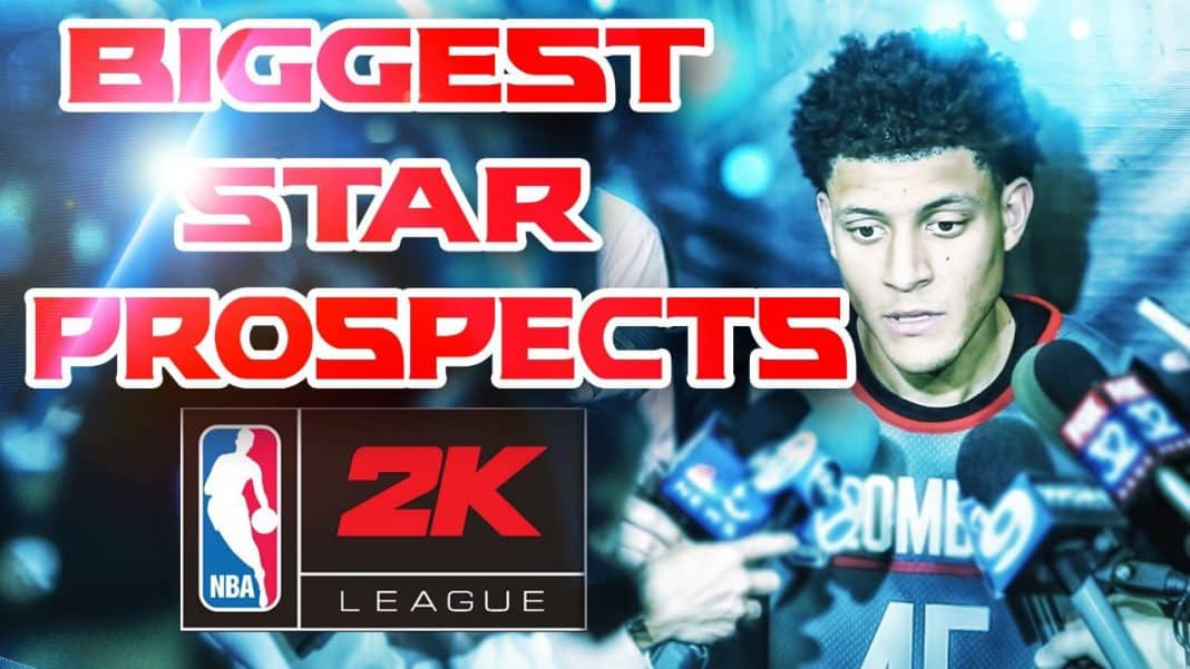 NBA 2K League Star Prospects