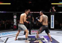 UFC 3 Beta Changes