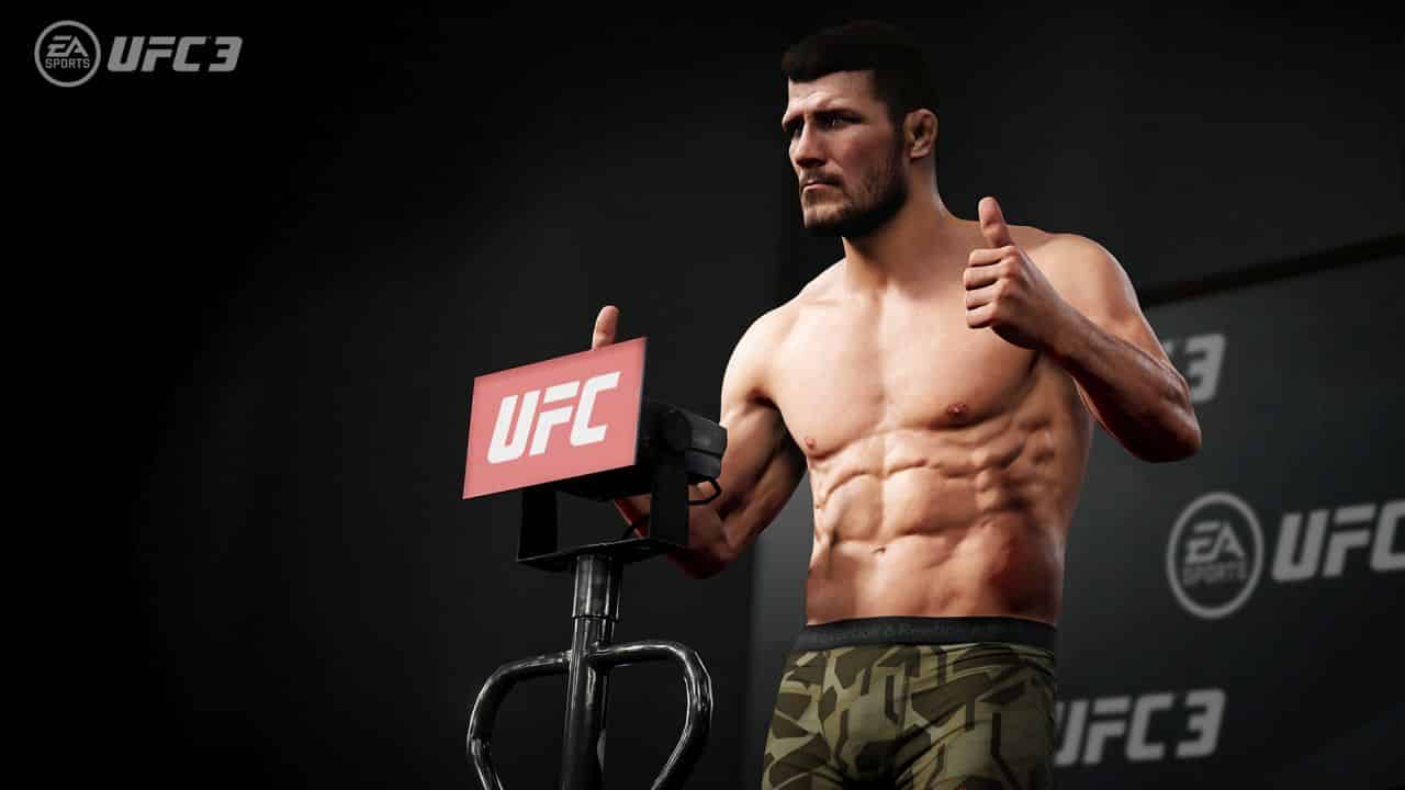 UFC 3 microtransactions