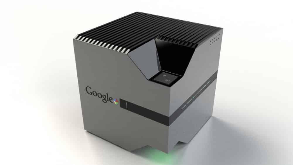 Google-console-concept