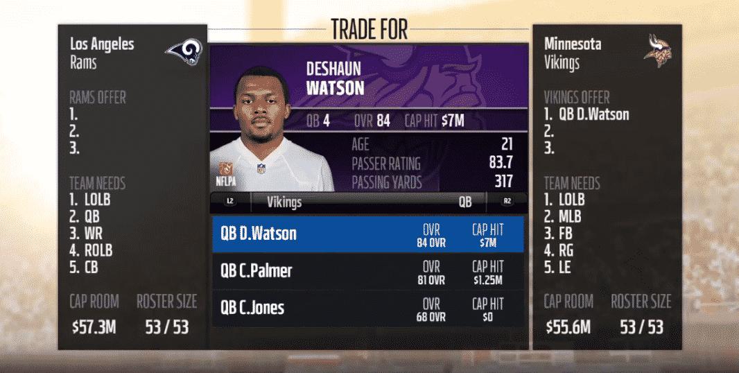 madden-18-trades