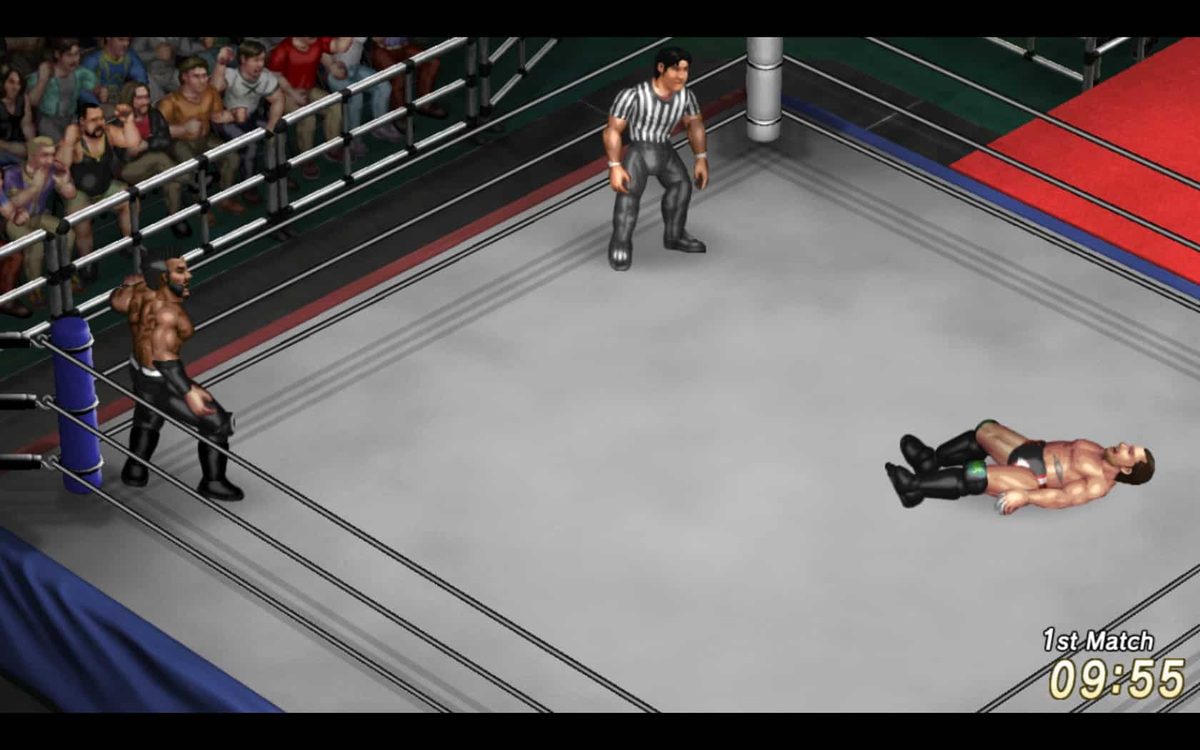 Fire Pro Wrestling World Advanced Controls Guide - Sports Gamers Online