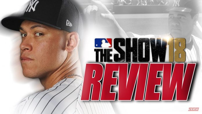 MLB The Show 18 Review Image