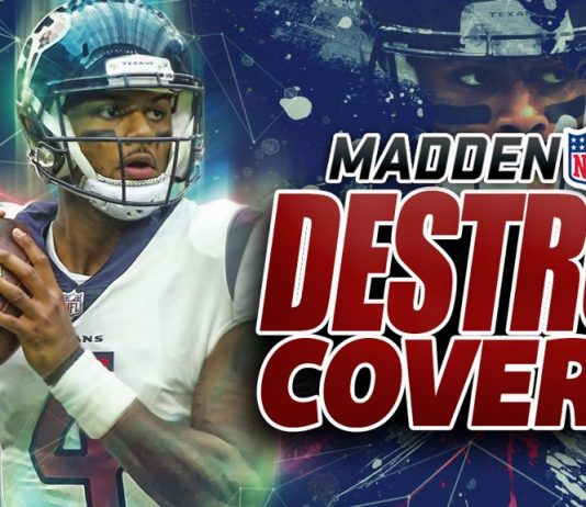 Madden 18 Cover 4
