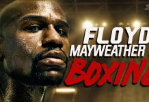Floyd MayWeather Jr Boxing