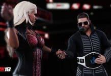 WWE 2K18 WWE 2K19