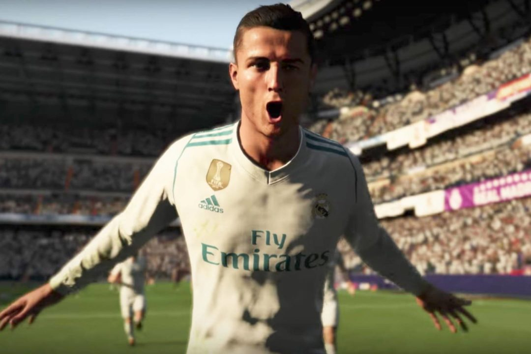 EA Sports Prediction FIFA 18