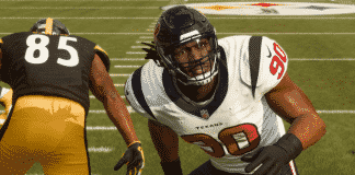 "New features for the upcoming ""Madden NFL 18"" include Target Passing, three different Play Styles, additional coaching adjustments, new mechanics for wide receivers/defensive backs and the Frostbite Engine, which enhances visual capabilities. Those additions have been put on brief display in the first gameplay trailer released by EA Sports."