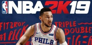NBA 2K19 Ben Simmons