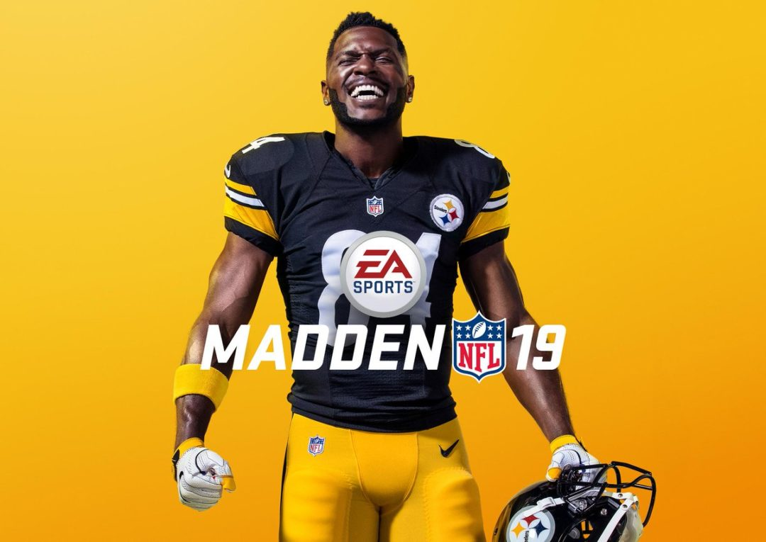 antonio-brown-madden-nfl-19-cover