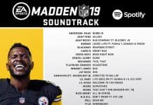 Madden NFL 19 SoundTrack
