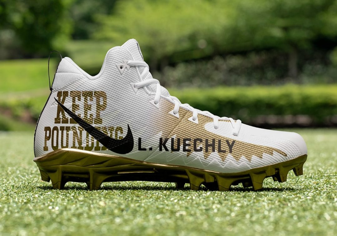 madden-19-luke-kuechly-custom-cleats