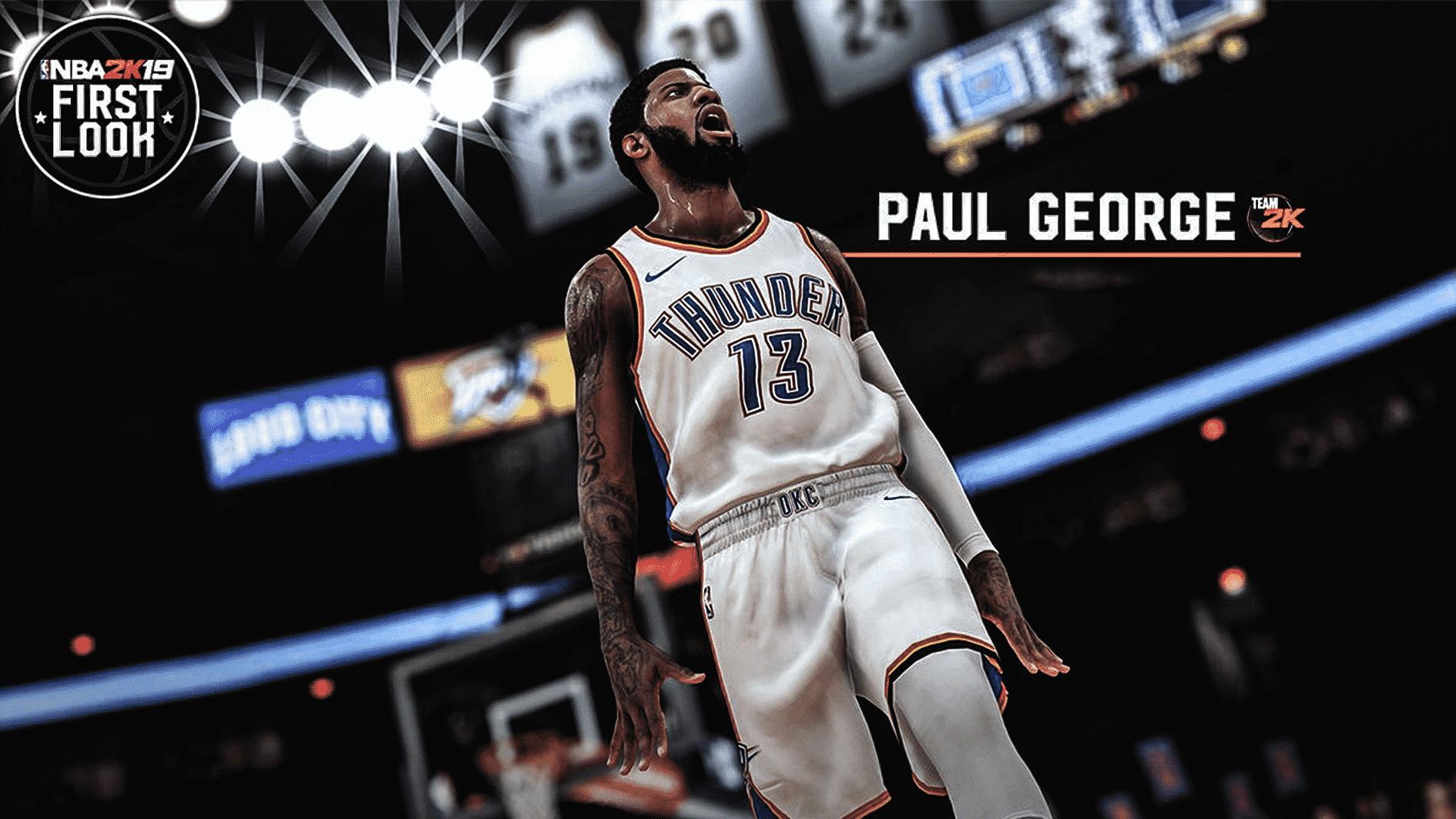 NBA 2K19 MyGM