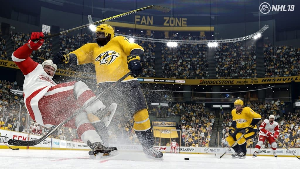 NHL 19 Ratings