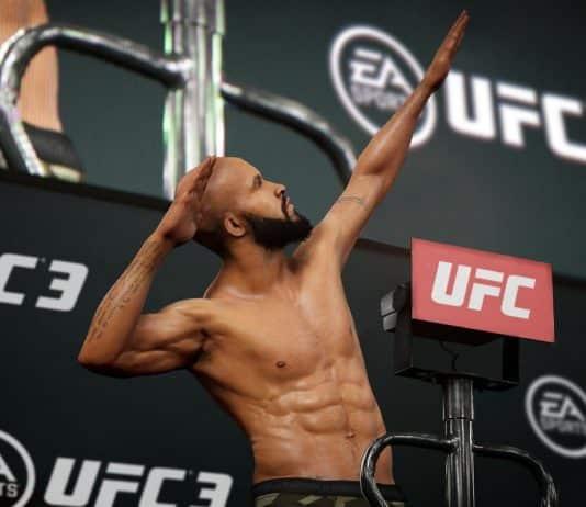 UFC 3 Content Update 8