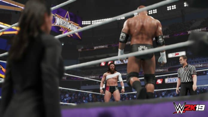 WWE 2K19 Showcase Daniel Bryan