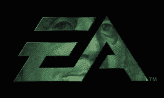 EA money logo