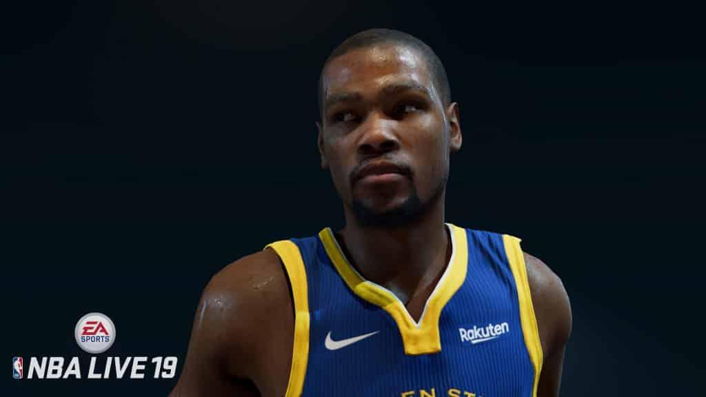 NBA Live 19 Kevin Durant