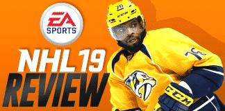 NHL 19 Review PK Subban