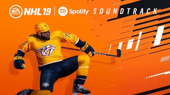 NHL 19 Soundtrack Announced by EA