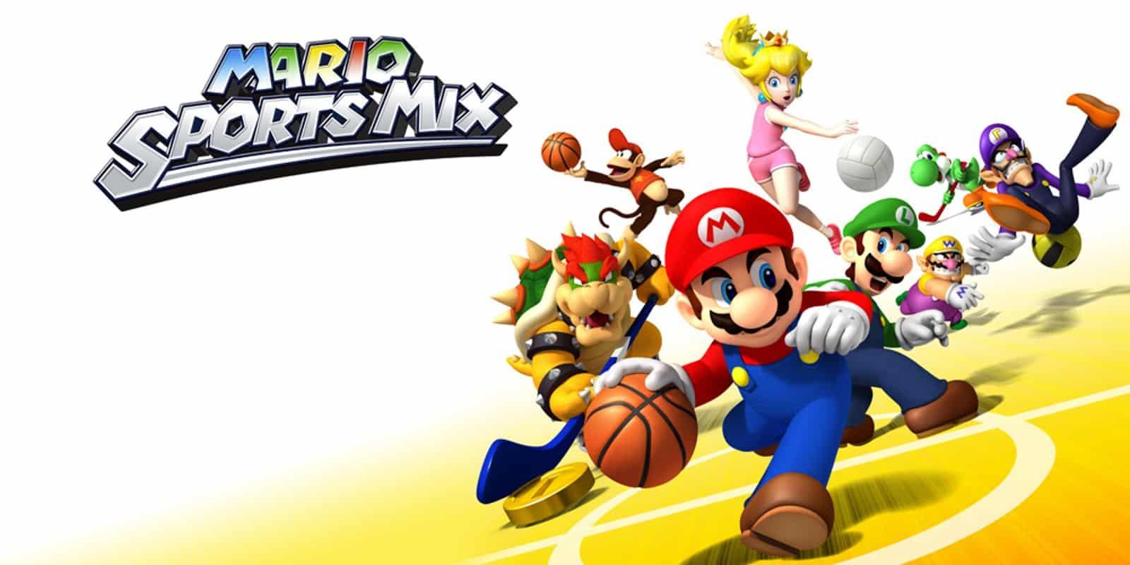 Mario Sports