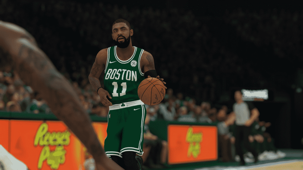 NBA 2K19 Kyrie Irving Dribble
