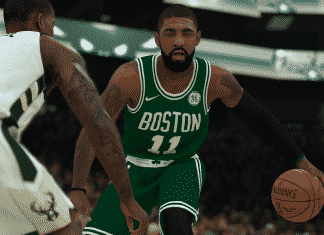 NBA 2K19 Kyrie Irving