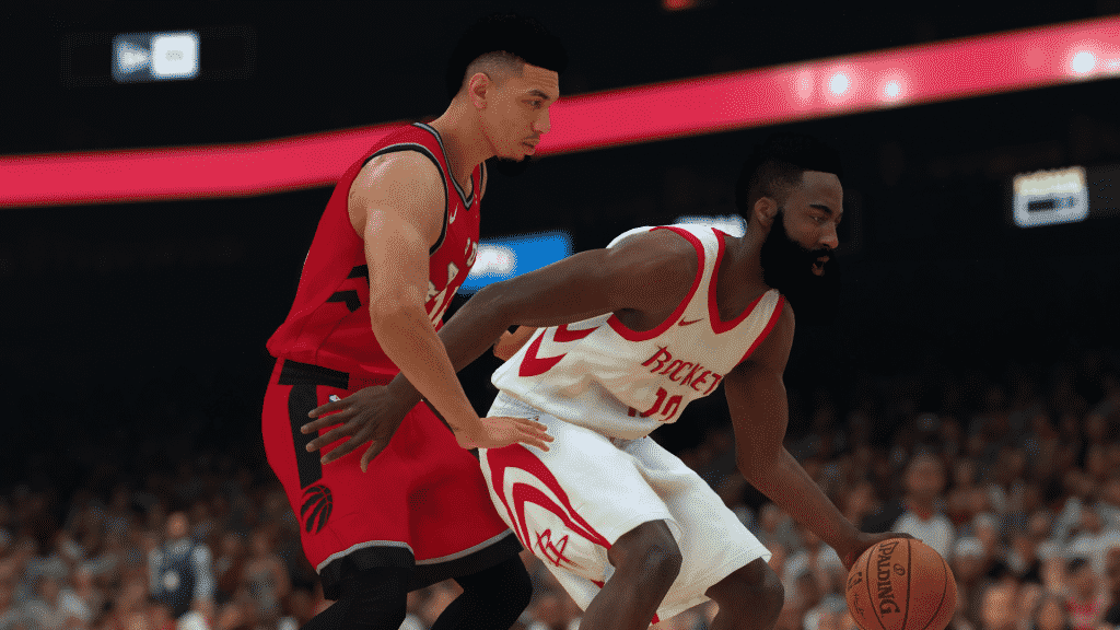 NBA 2K19 James Harden