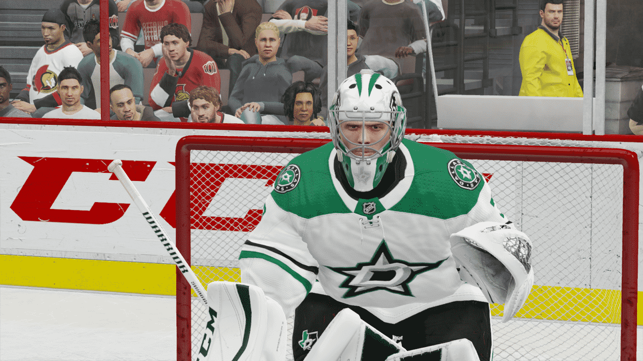 Team  Dallas Stars Position  G OVR  80. Cost  4.75-5K. When looking for a  goalie for your HUT team f9380940e