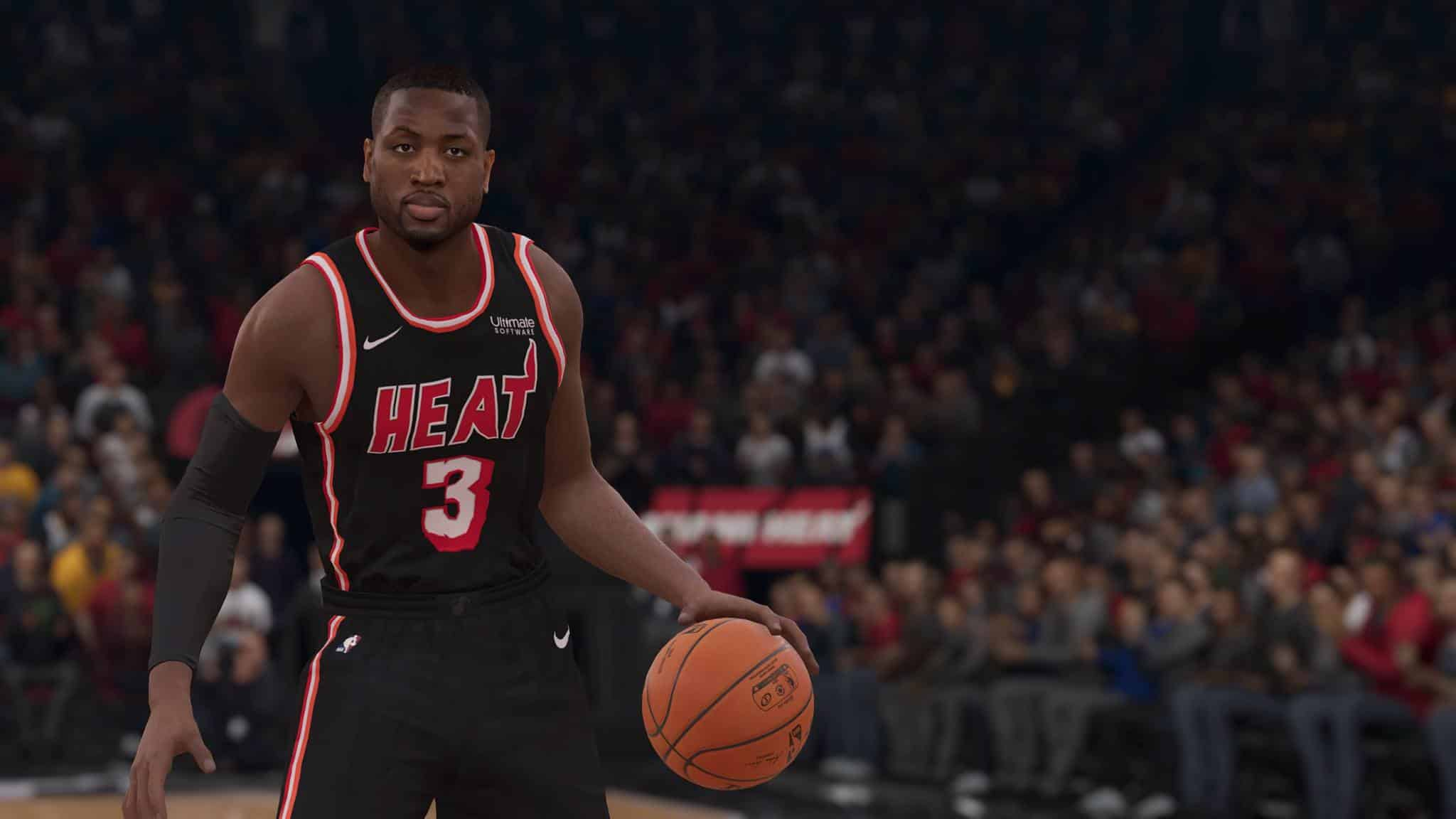 NBA Live 19 Title Update Improves Fatigue Effects, Stability