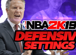 NBA 2K19 Defensive Settings Tutorial and Tips