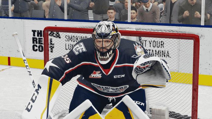 NHL 19 Rinne