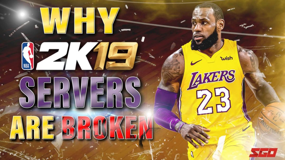 NBA 2K19's Servers Are Attacking Themselves - Sports Gamers