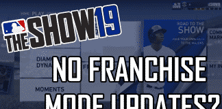 MLB The Show 19 Franchise Mode