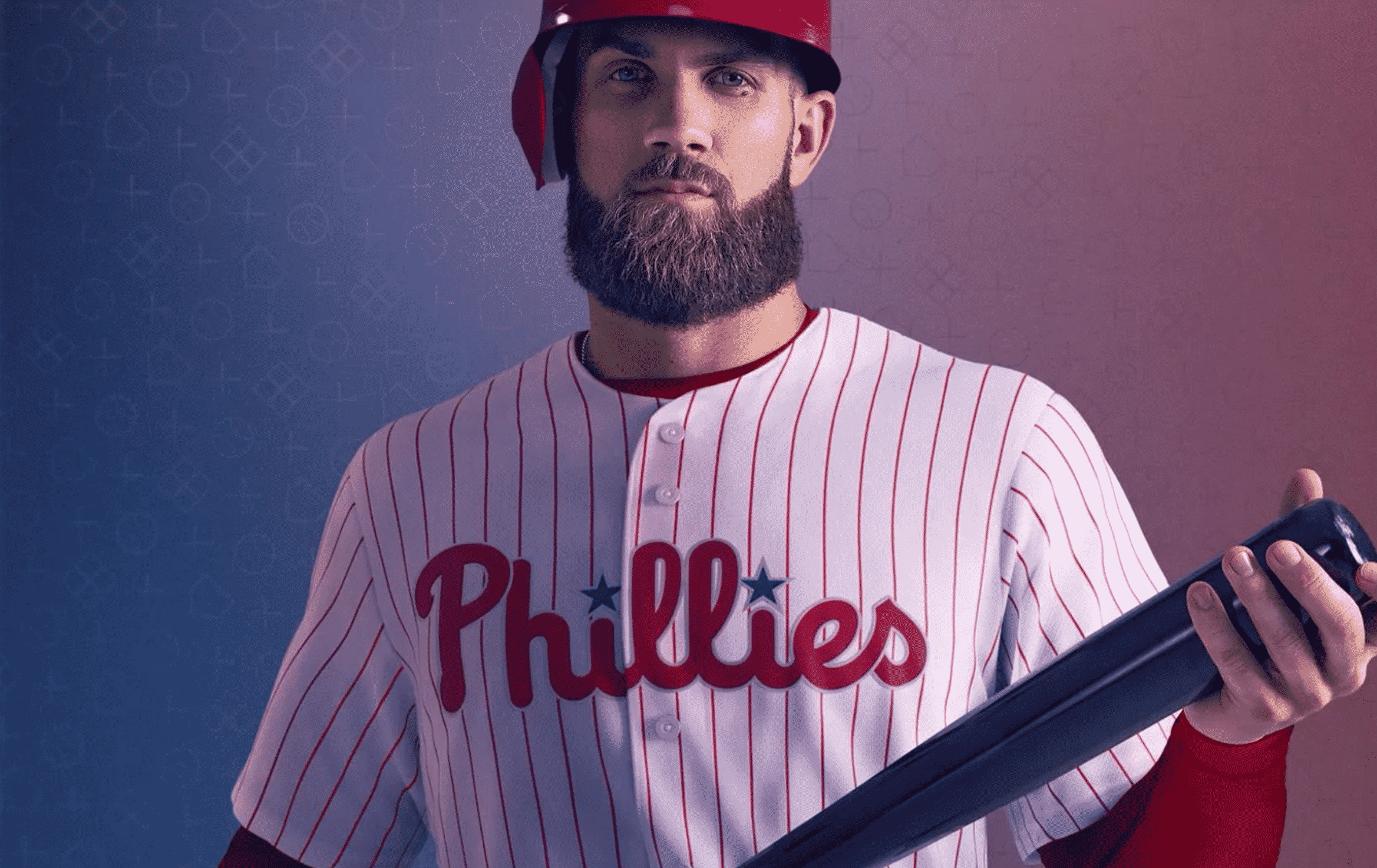 Mlb The Show 19 Bryce Harper Cover Unveiled First Look At