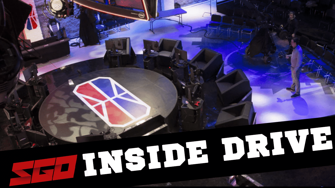 SGO Inside Drive (4/18/2019): NBA 2K League Partnership, PlayStation
