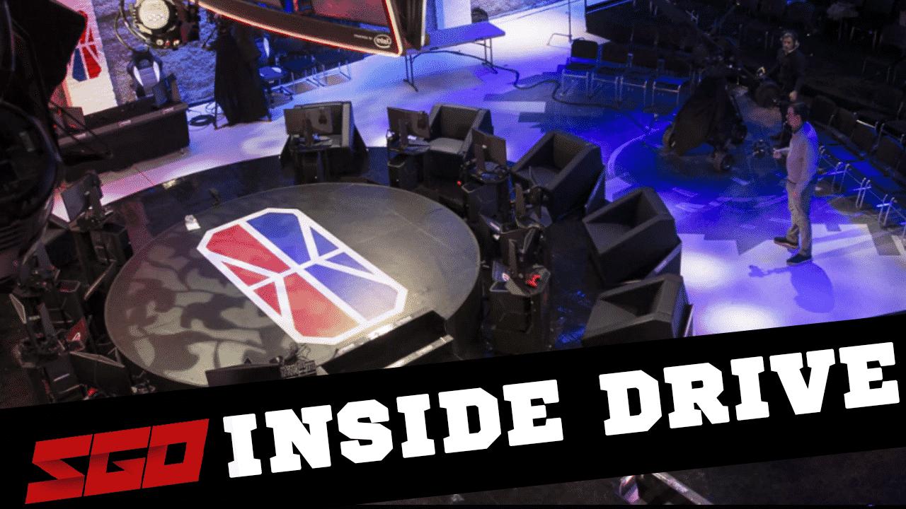 Inside Drive NBA 2K
