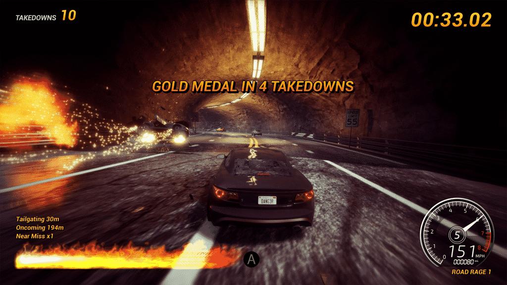 Dangerous Driving Road Rage