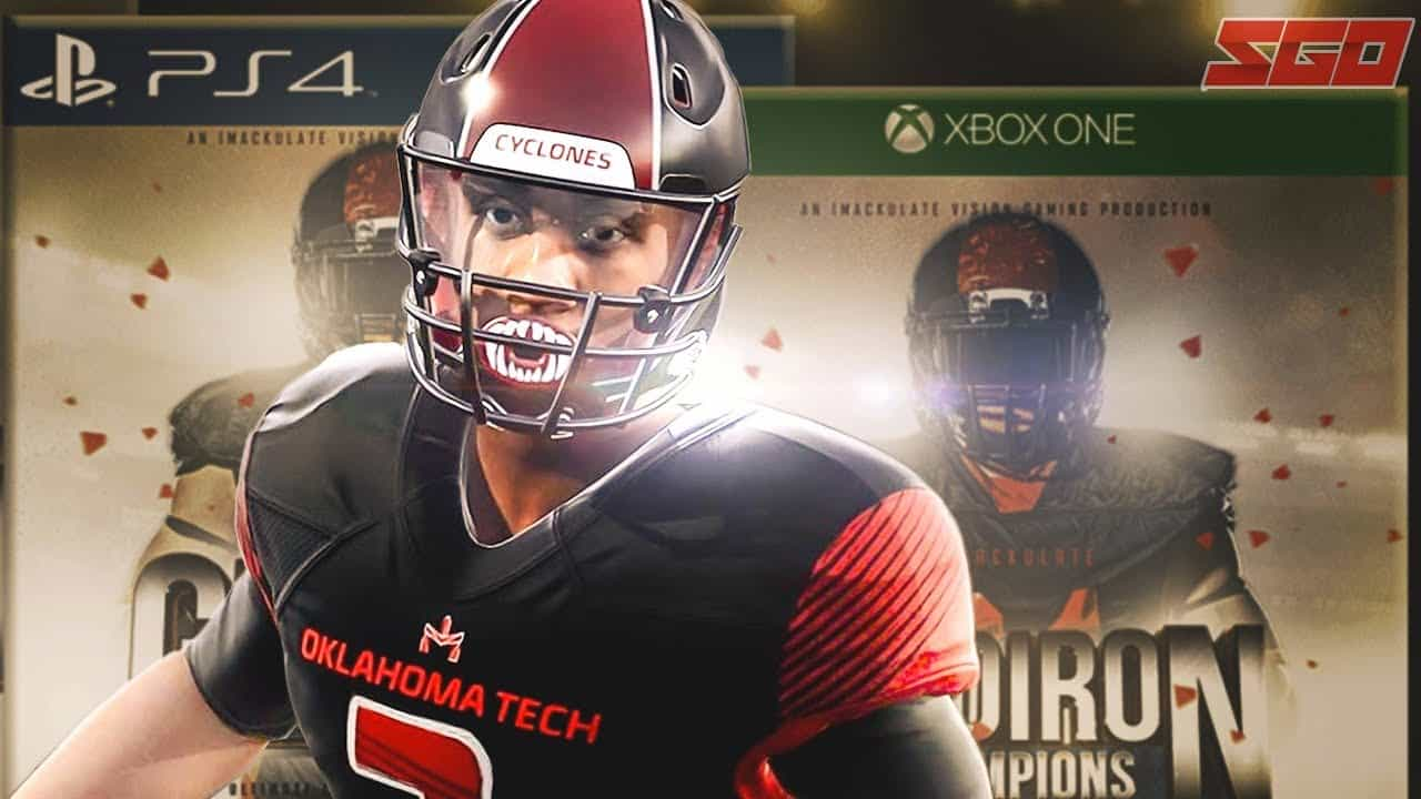 College Football Video Game Developer IMV Gaming Gains New
