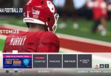 NCAA Football EA Sports
