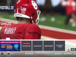 NCAA Football EA Sports