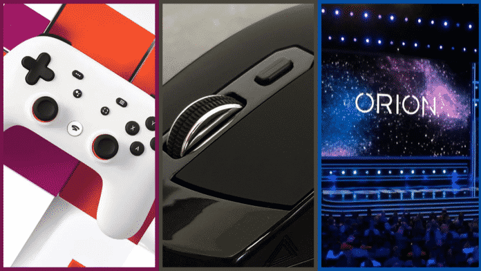 E3 2019 Lexip Stadia Orion