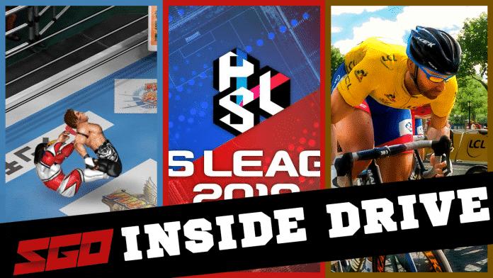 SGO Inside Drive PES League 2019