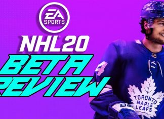 NHL 20 Beta Review